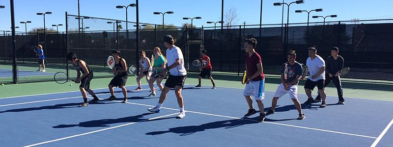 UNLV PEX tennis