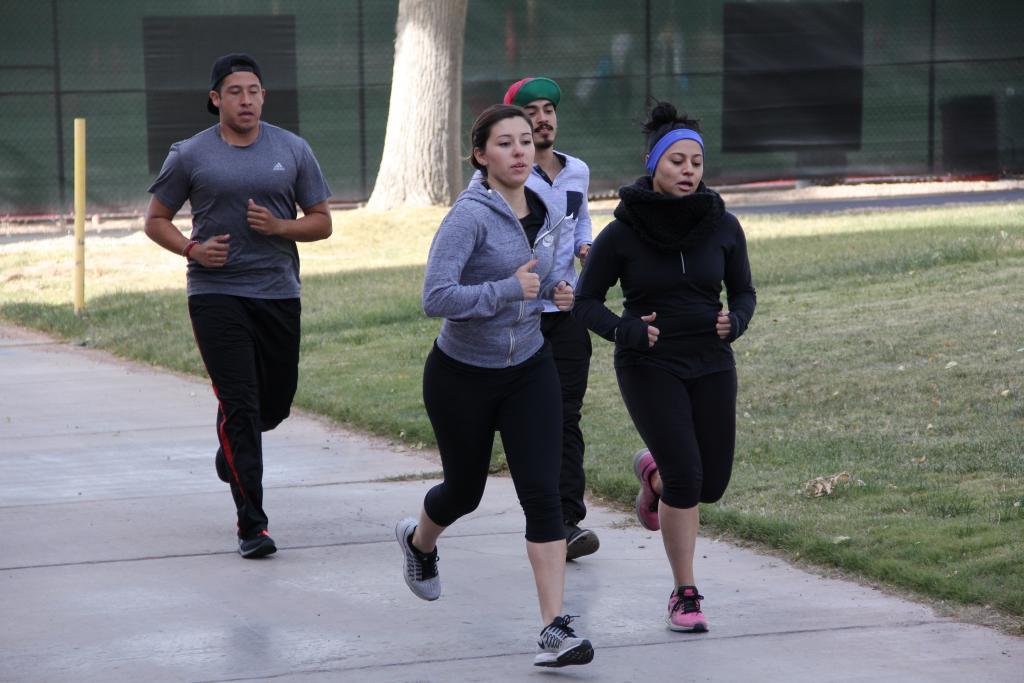 Warm-up run